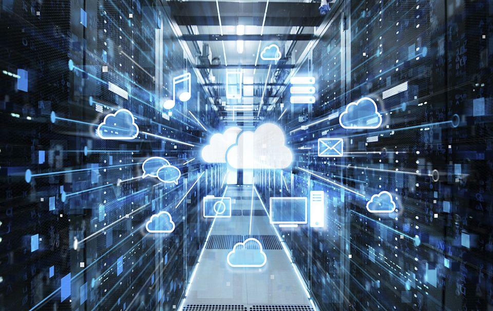 Tipos de servidores que se pueden contratar en un servicio Cloud