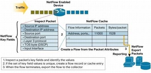Así funciona Netflow
