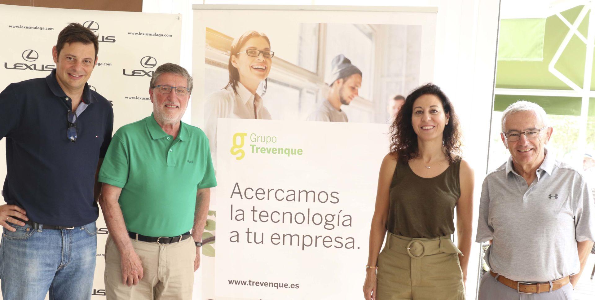 Torneo de golf de Onda Cero Marbella con el patrocinio de Cloud Center Andalucía