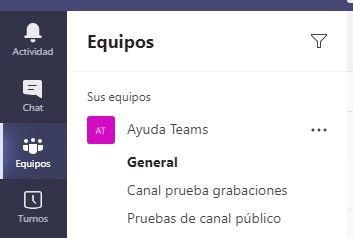 Cómo usar Microsoft Teams