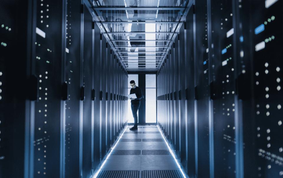 ERP data center