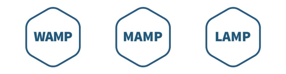 Wamp - Mamp - Lamp