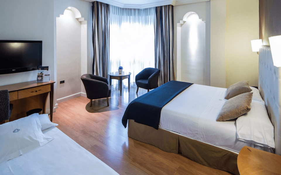 WiFi profesional Hotel Carmen